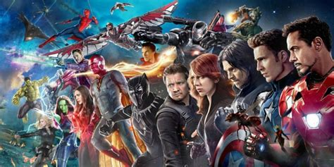 Marvel Phase 4: Full list of MCU films to be released