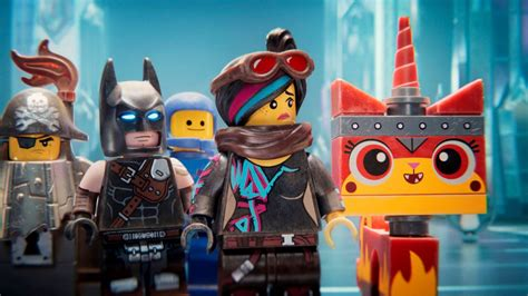 'Lego Movie 2: The Second Part' review: Sequel is frenetic