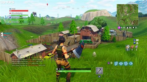 Fortnite Is Stunning At 4K/60 FPS On Xbox One X, Visual