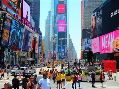 Times Square in New York - NewYork