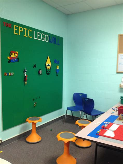 PledgeCents Cause - Epic Lego Wall by Sandy Foster
