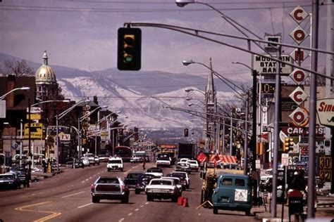Earth In The Past: Photos That Show What Denver Looked
