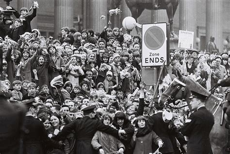 Astonishing unique images from the 1965 homecoming