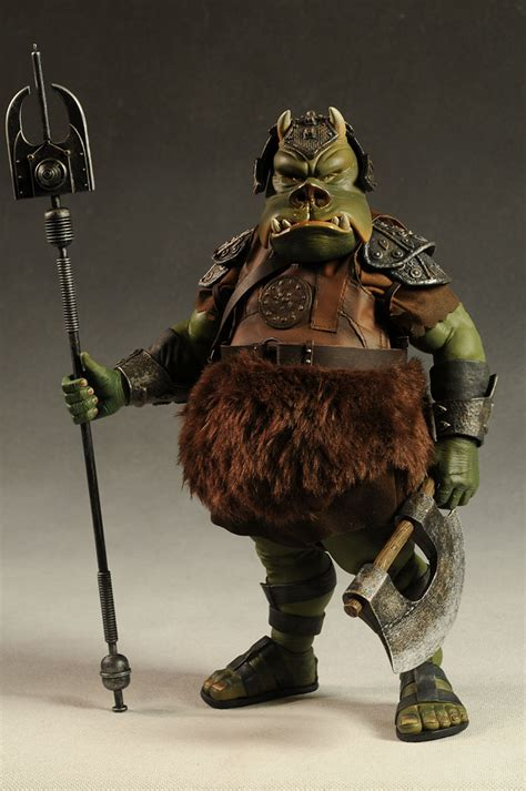 Gamorrean Guard Star Wars sixth scale action figure