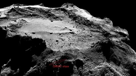 The quest to find Philae – Rosetta – ESA's comet chaser
