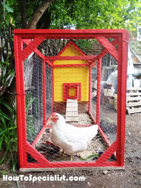 How to build an insulated chicken coop   HowToSpecialist