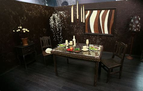 Lithuania Opens a Chocolate Lover's Dream - Room Made of