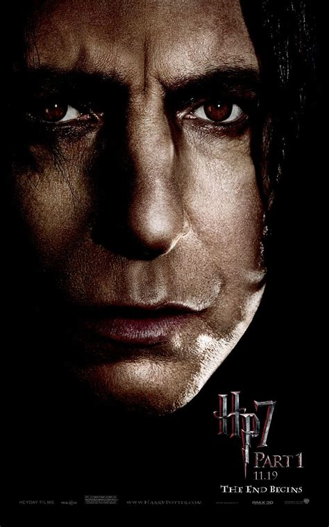 Heni's Note Book: [Movie] Deathly Hallows Part 1 Posters
