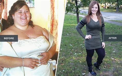 Lexi Lost 295 Pounds By Joining Forces With Her Husband