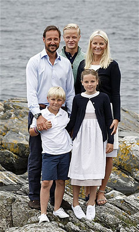 Crown Prince Haakon of Norway birthday facts