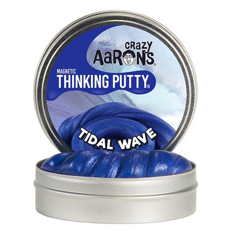 Crazy Aarons thinking putty magnetic, tidal wave - køb her