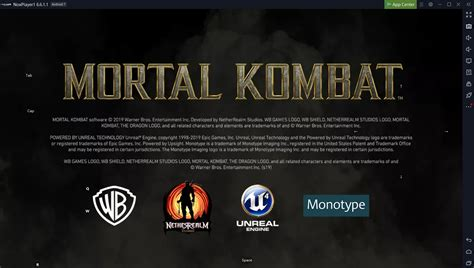 Download and Play MORTAL KOMBAT on PC with NoxPlayer
