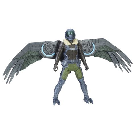 New Spider-Man Homecoming Official Images from Hasbro