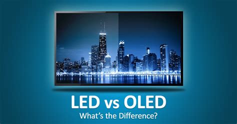 OLED vs LED: What is the Real Difference?
