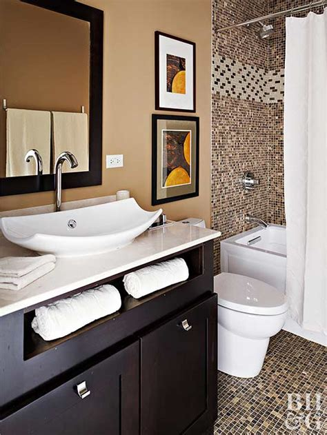 Baths with Stylish Color Combinations   Better Homes & Gardens