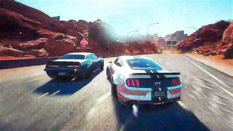 NEED FOR SPEED PAYBACK Gameplay Campaign Mission (E3 2017