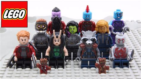 Every LEGO Guardians of the Galaxy Vol