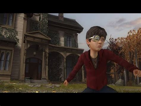The Spiderwick Chronicles Full Movie Based Game Part 1 of