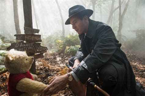 Christopher Robin review: now we are middle-aged | Sight
